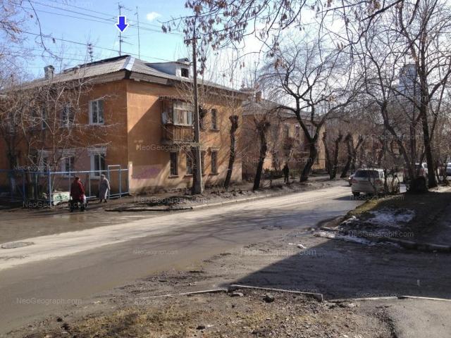 Address(es) on photo: Papanina street, 21, 23, 25, Yekaterinburg
