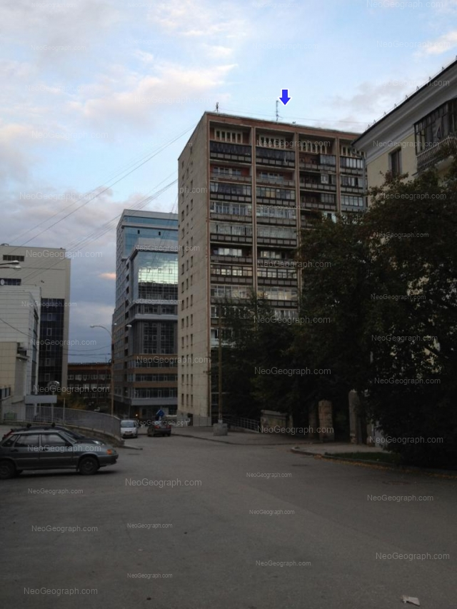Адрес(а) на фотографии: улица Мамина-Сибиряка, 54, 101, Екатеринбург