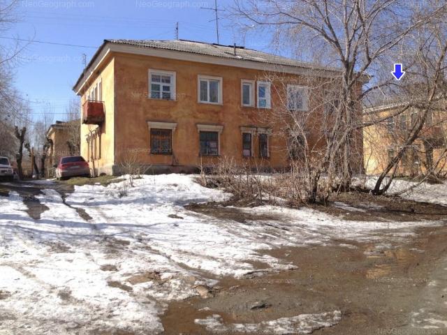 Address(es) on photo: Papanina street, 23, 25, 30, Yekaterinburg