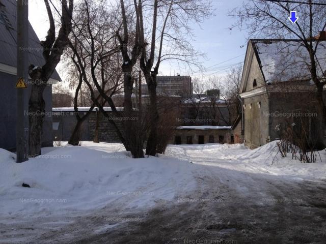 Адрес(а) на фотографии: Комсомольская улица, 45/10, 45/11, Екатеринбург