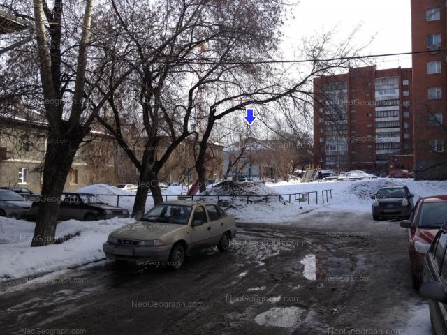 Адрес(а) на фотографии: Комсомольская улица, 45/3, 45/4, 45/7, Екатеринбург