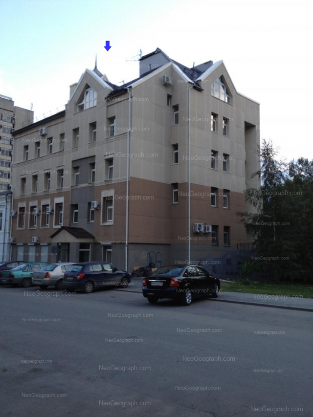 Адрес(а) на фотографии: улица Тургенева, 19, Екатеринбург