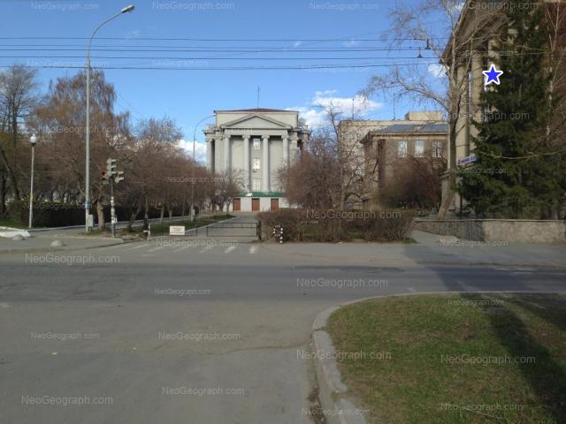 Адрес(а) на фотографии: улица Мира, 19, 21, Екатеринбург