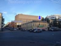 На фото - вид на Дом Метенкова - фотографический музей. Адрес: улица Карла Либкнехта, 26, Екатеринбург, Россия – Неогеограф