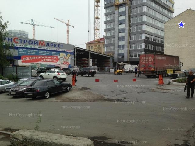 Адрес(а) на фотографии: улица Долорес Ибаррури, 2, 2А, 2Е, Екатеринбург