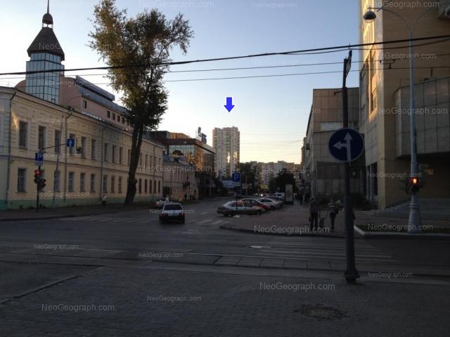 Адрес(а) на фотографии: улица Маршала Жукова, 3, 4А, 5, 14, Екатеринбург