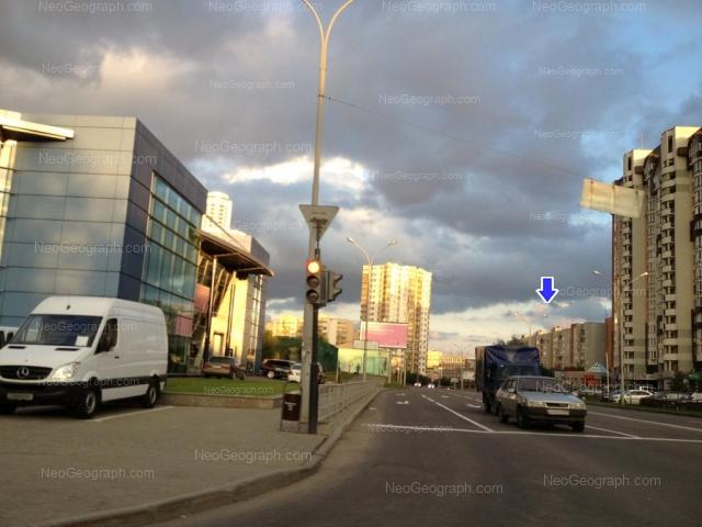 Адрес(а) на фотографии: улица Маршала Жукова, 11, 13, 14, Екатеринбург