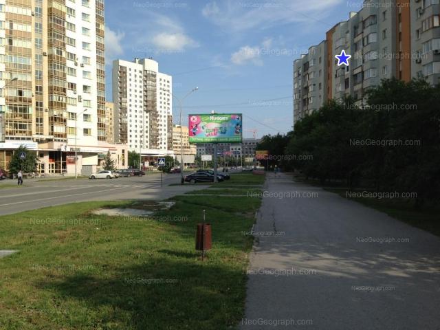 Адрес(а) на фотографии: улица Маршала Жукова, 10, 11, 14, Екатеринбург