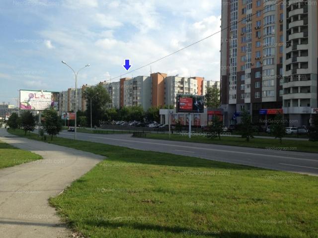 Адрес(а) на фотографии: улица Маршала Жукова, 11, 13, Екатеринбург