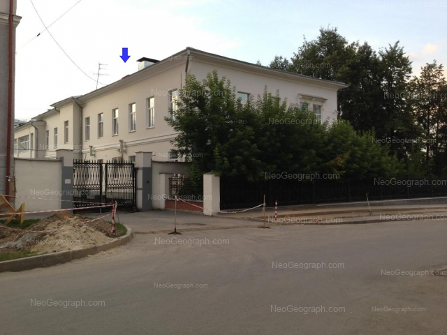 Адрес(а) на фотографии: переулок Химиков, 2, Екатеринбург