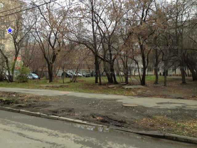 Адрес(а) на фотографии: Генеральская улица, 6, 6Б, Екатеринбург
