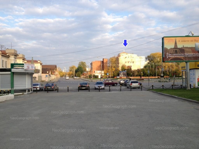 Address(es) on photo: Kirova street, 28, 65, 65/1, Yekaterinburg