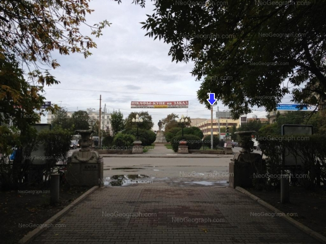 Адрес(а) на фотографии: проспект Ленина, 46, 49, 51, Екатеринбург