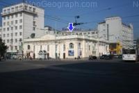 Кинотеатр Колизей, проспект Ленина, 43, Екатеринбург, Россия - Неогеограф