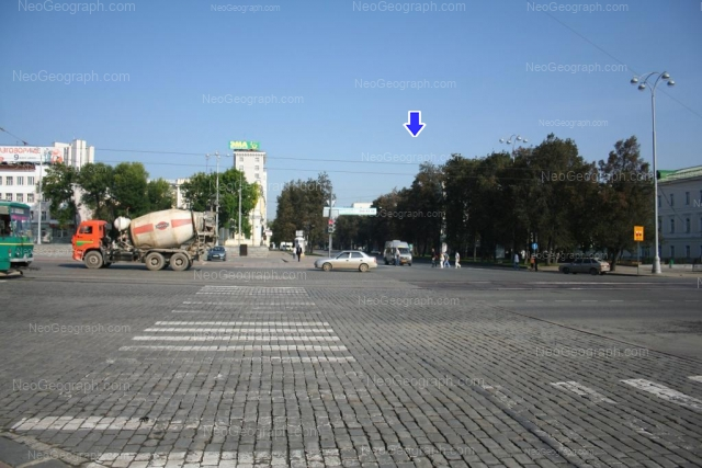 Address(es) on photo: 8 Marta street, 7, 8, Yekaterinburg