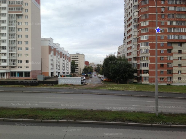 Address(es) on photo: Tokarey street, 24, 26, Yekaterinburg