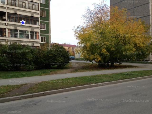 Адрес(а) на фотографии: улица Татищева, 72, 78, 80, 82, Екатеринбург