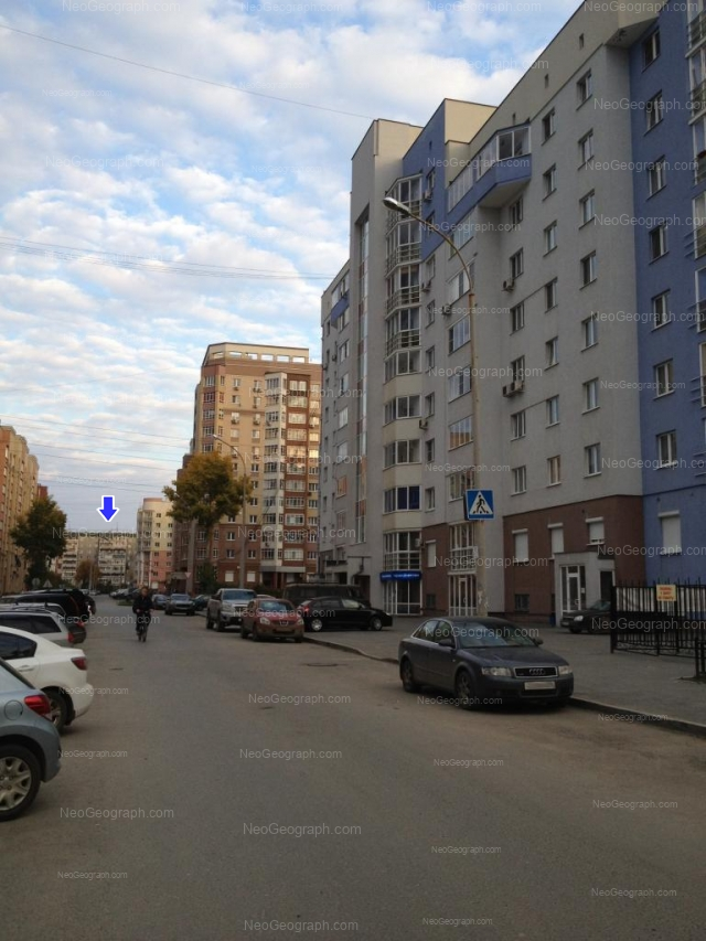 Адрес(а) на фотографии: улица Татищева, 80, 92, 94, Екатеринбург