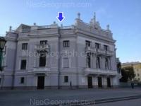 Театр оперы и балета в Екатеринбурге, проспект Ленина, 46а, Екатеринбург, Россия – Неогеограф