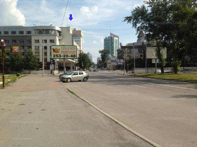 Адрес(а) на фотографии: улица Маршала Жукова, 5, 6, Екатеринбург