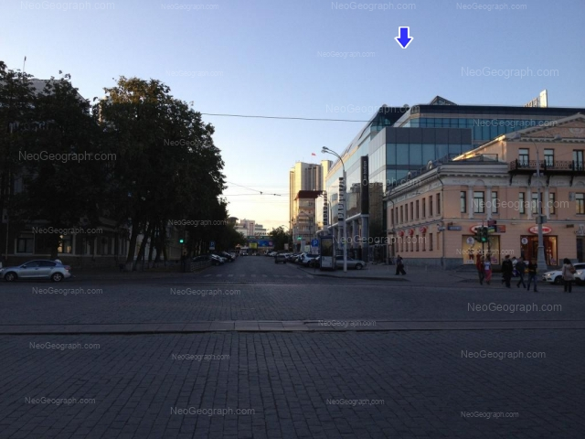 Адрес(а) на фотографии: проспект Ленина, 19, 25, Екатеринбург