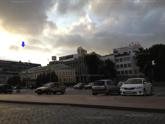 Адрес(а) на фотографии: проспект Ленина, 25, 27, 29, Екатеринбург