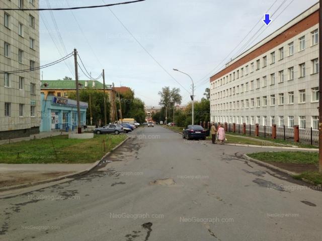 Адрес(а) на фотографии: Нагорная улица, 48, 53, Екатеринбург