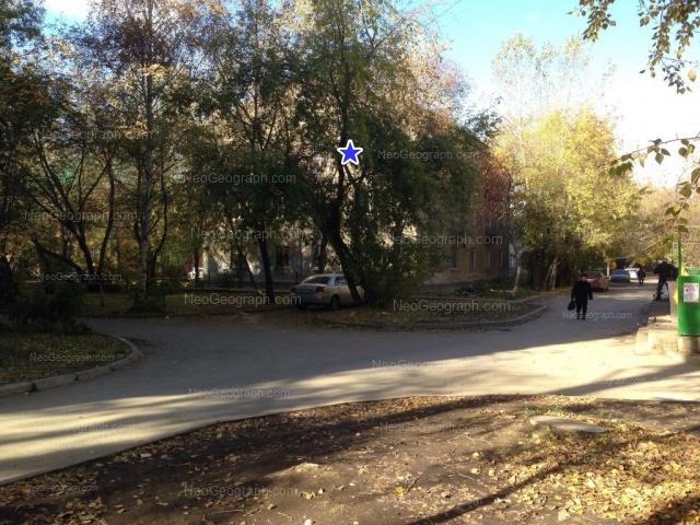 Адрес(а) на фотографии: Комсомольская улица, 59В, Екатеринбург