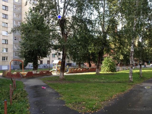Адрес(а) на фотографии: Комсомольская улица, 66А, 68/1, Екатеринбург
