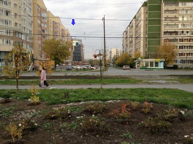Адрес(а) на фотографии: улица Татищева, 82, 84, 86, 90, Екатеринбург