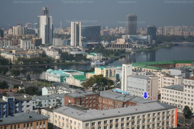 Address(es) on photo: Lenina avenue, 35, 37, 38, 39, 41, Yekaterinburg