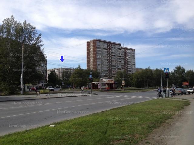 Address(es) on photo: Visotskogo street, 6, 10, Yekaterinburg
