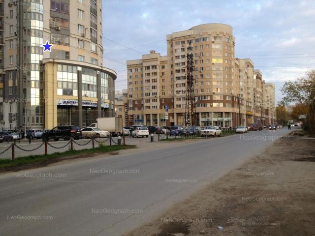 Адрес(а) на фотографии: улица Татищева, 90, 96, Екатеринбург