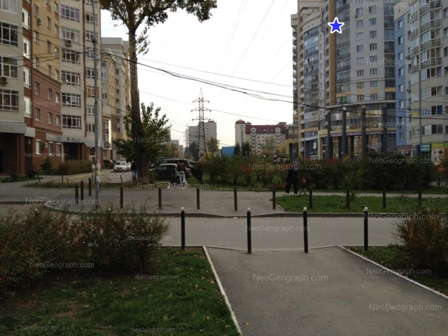 Адрес(а) на фотографии: улица Татищева, 92, 94, 96, Екатеринбург