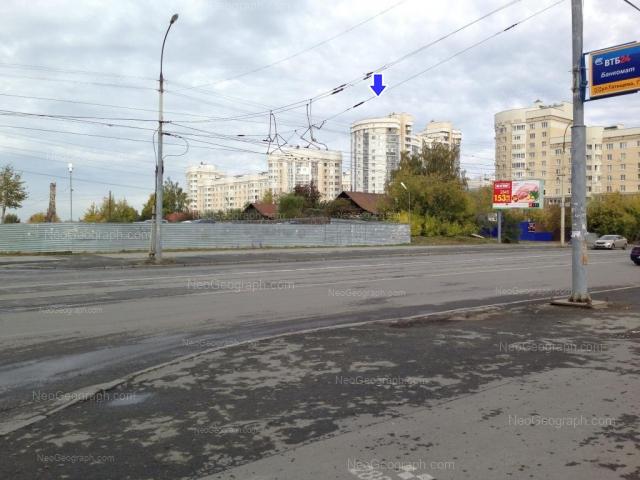 Адрес(а) на фотографии: улица Татищева, 90, 96, 98, Екатеринбург