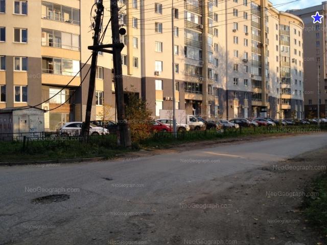 Адрес(а) на фотографии: улица Татищева, 98, 100, Екатеринбург