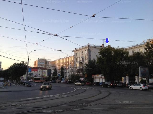 Адрес(а) на фотографии: Московская улица, 19, 27, 29, Екатеринбург