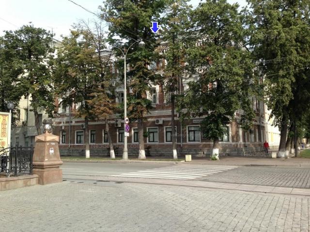 Address(es) on photo: Lenina avenue, 19, Yekaterinburg