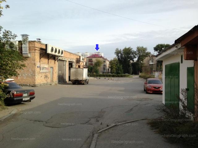Адрес(а) на фотографии: улица Татищева, 72, 77, Екатеринбург