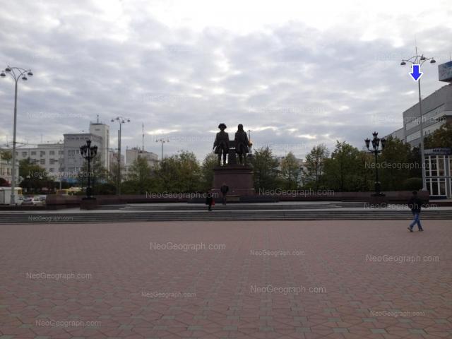 Адрес(а) на фотографии: проспект Ленина, 34, 39, Екатеринбург