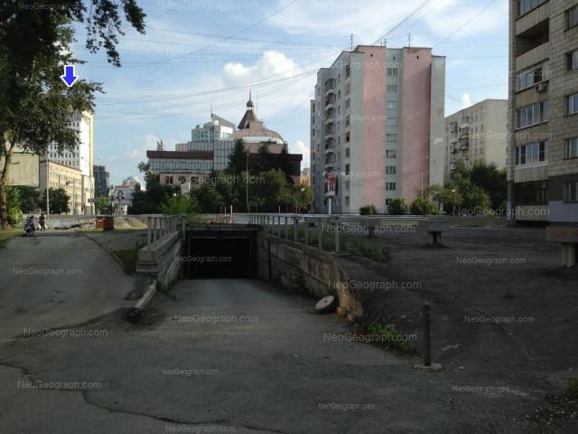 Адрес(а) на фотографии: проспект Ленина, 15, Екатеринбург