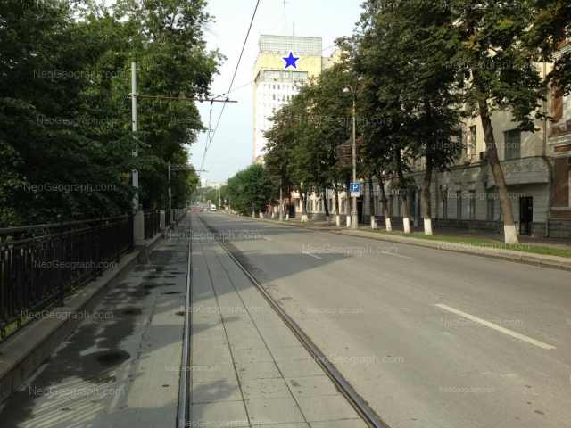 Адрес(а) на фотографии: проспект Ленина, 15, 17, Екатеринбург