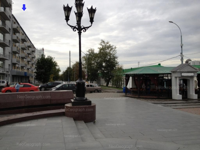 Address(es) on photo: Maksima Gorkogo street, 4, 27, Yekaterinburg