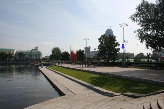 Address(es) on photo: Maksima Gorkogo street, 21, 27, Yekaterinburg