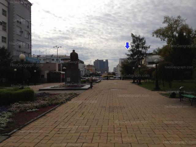 Адрес(а) на фотографии: улица Пушкина, 11, Екатеринбург
