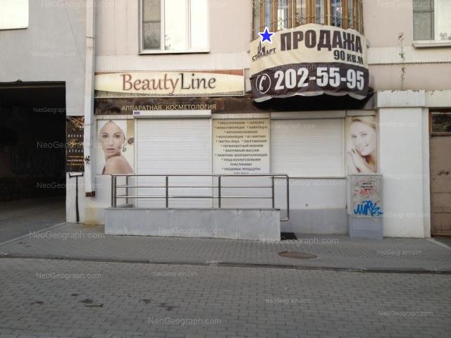 Адрес(а) на фотографии: улица Максима Горького, 29, Екатеринбург