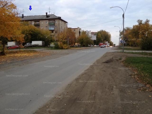 Адрес(а) на фотографии: улица Татищева, 14, 16, Екатеринбург