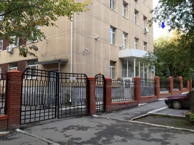 Адрес(а) на фотографии: Отдельный переулок, 3, 5, Екатеринбург
