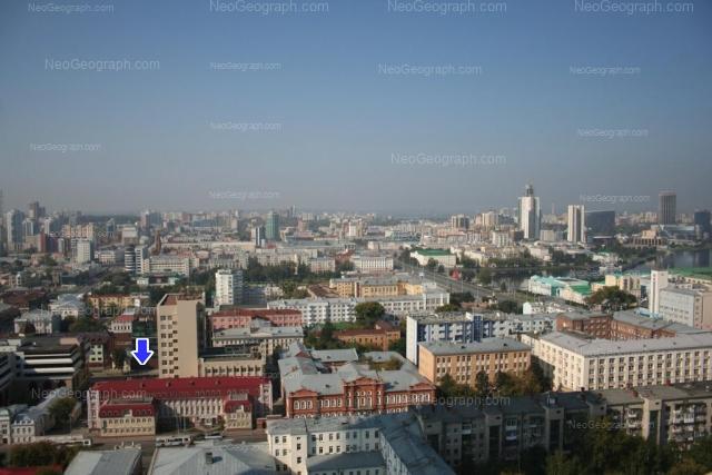 Address(es) on photo: Karla Libknekhta street, 1, 3, 5, 8А лит Д, 9, 16, Yekaterinburg