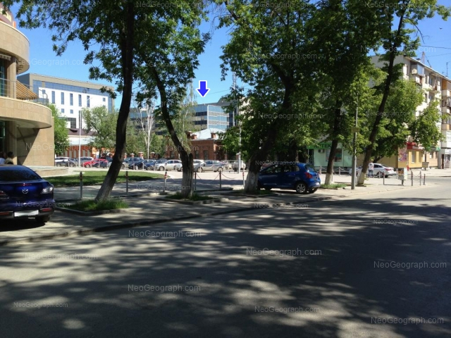 Адрес(а) на фотографии: улица Попова, 6, Екатеринбург